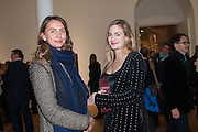 LENA EVSTAFIEVA; PRINCESS MARIA VON THURN UND TAXIS, Panta Rhei. An exhibition of work by Keith Tyson. The Pace Gallery. Burlington Gdns. 6 February 2013.