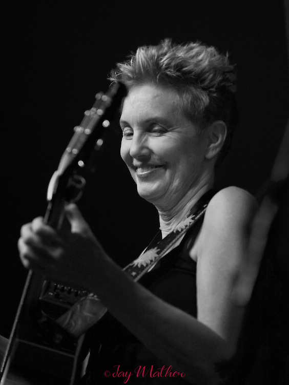 Eliza Gilkyson.  Sisters Folk Festival.