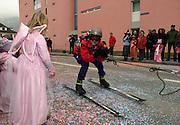 Carnaval de Broc; 2006. © Romano P. Riedo