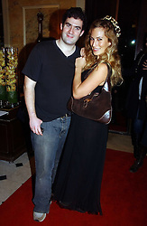ZAFAR RUSHDIE and CHARLOTTE DELLAL at a party hosted by Westfield and the British Fashion Council to celebrate Fashion Forward held at Home House, 20 Portman Square, London W1 on 30th January 2007.<br /><br />NON EXCLUSIVE - WORLD RIGHTS