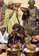 Village women - Podor Senegal