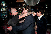 ADEE PHELAN;;  MARCO PIERRE WHITE; LUCIANO PIERRE WHITE, , launch of Adee Phelan's Fabulous Haircare Range, Frankie's Italian Bar and Grill, 3 Yeomans Row, off Brompton Road, London SW3, 7pm *** Local Caption *** -DO NOT ARCHIVE-© Copyright Photograph by Dafydd Jones. 248 Clapham Rd. London SW9 0PZ. Tel 0207 820 0771. www.dafjones.com.<br /> ADEE PHELAN;;  MARCO PIERRE WHITE; LUCIANO PIERRE WHITE, , launch of Adee Phelan's Fabulous Haircare Range, Frankie's Italian Bar and Grill, 3 Yeomans Row, off Brompton Road, London SW3, 7pm