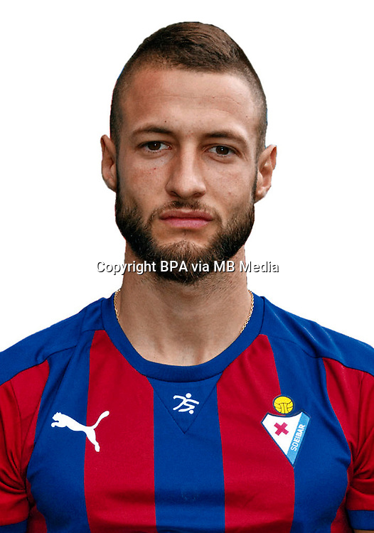 Spain - Liga BBVA 2015-2016 / <br /> ( S.D. Eibar ) - <br /> David Junca Rene