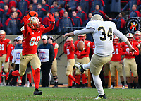 NCAA Football: #8 Wofford rolls past VMI, 45-14