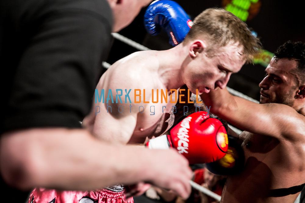 Alan Schwana vs. Luke Kew