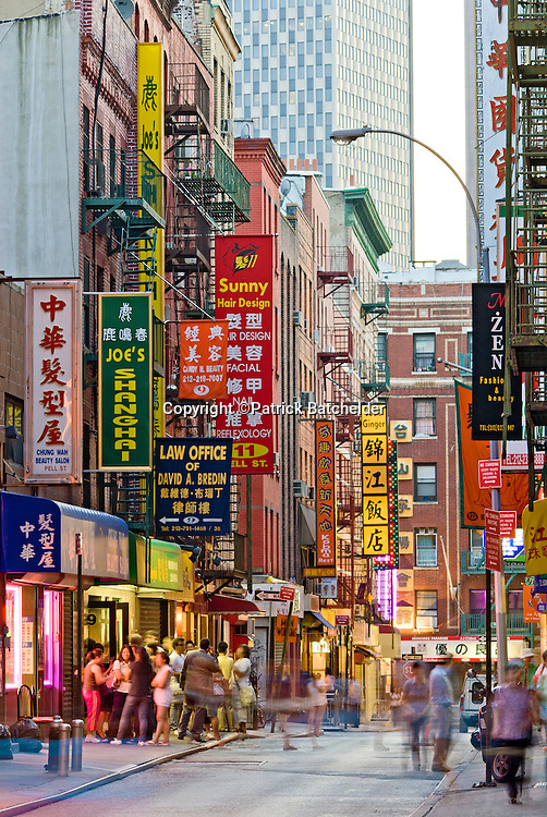 Chinatown New York City Photography Of New York City By