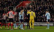 Southampton v West Ham United 110215
