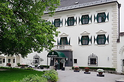 19.05.2010, Schloss Hotel Pichlarn, Irdning, AUT, FIFA Worldcup Vorbereitung, PK England, im Bild das Schloss Hotel Pichlarn, die Unterkunft des englischen Teams, EXPA Pictures © 2010, PhotoCredit: EXPA/ S. Zangrando / SPORTIDA PHOTO AGENCY