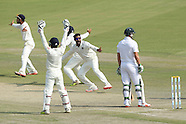 Cricket - India v South Africa 1st Test at Mohali Day 2