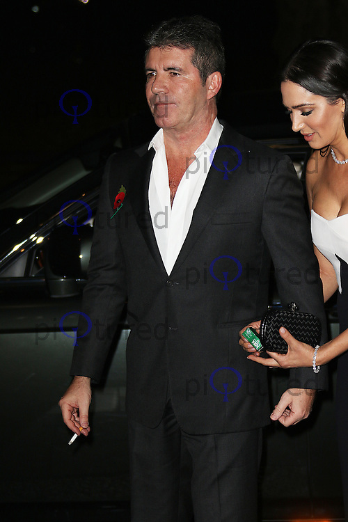 Simon Cowell, Music Industry Trusts Award, Grosvenor House, London UK, 02 November 2015, Photo by Brett D. Cove