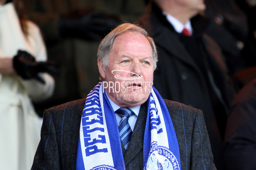 Peterborough United Director of Football before the EFL Sky Bet League 1 match between Peterborough United and Sheffield Utd at London Road, Peterborough, England on 11 February 2017. Photo by Nigel Cole.