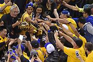 Golden State Warriors v Cleveland Cavaliers - 12 June 2017