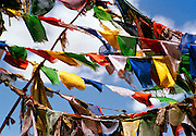 Ladakh Prayer Flags