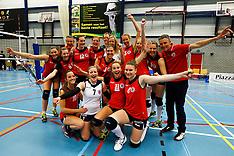 20150418 NED: Topdivisie Oskam Taurus - Sliedrecht Sport 2, Houten