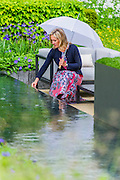 RHS Chelsea Flower Show, Chelsea Hospital, London UK, 18 May 2015.