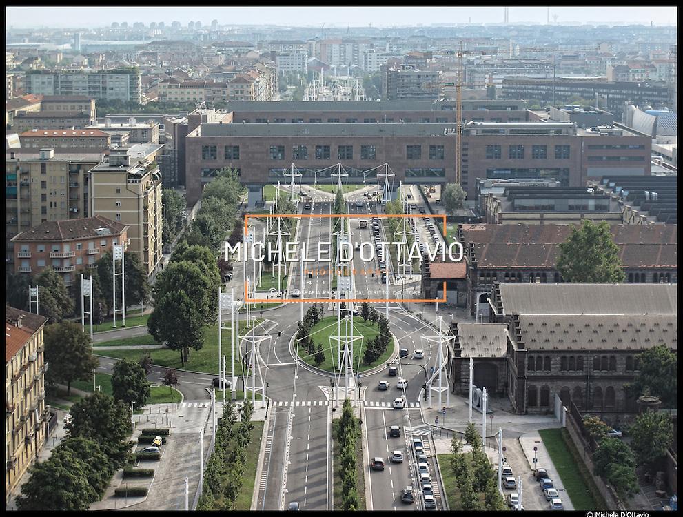 Torino,  il politecnico lungo il nuovo asse viario della spina centrale