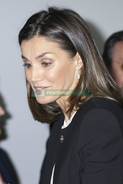 November 22, 2018 - Madrid, Spain - Queen Letizia of Spain attend X BBVA Integra Awards at BBVA building on November 22, 2018 in Madrid, Spain. (Credit Image: © Oscar Gonzalez/NurPhoto via ZUMA Press)