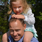 GEORGETOWN, Maine -- 6/30/14 -- Zike Family  portrait. DSC_2278<br /> Photo  ©2014 by Roger S. Duncan <br /> Released for all purposes to Zike Family