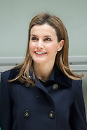 020414 Princess Letizia attends the 3rd edition of the Forum Against Cancer
