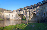 Dundas Aqueduct near Limpley Stoke, Wiltshire, England built by John Rennie completed 1801