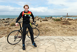 10.03.2016, Colonia di Sant Jordi, ESP, Deutsche Triathlon Nationalmannschaft, Trainingslager, im Bild Max Schwetz (GER) // during photocall at the training camp of German Triathlon National Team in Colonia di Sant Jordi, Spain on 2016/03/10. EXPA Pictures &copy; 2016, PhotoCredit: EXPA/ Eibner-Pressefoto/ Sch&uuml;ler<br /> <br /> *****ATTENTION - OUT of GER*****