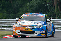 #12 Tom Boardman AmDTuning.com with AutoAid/RCIB Insurance Racing MG6 GT during BTCC Practice  as part of the BTCC Championship at Oulton Park, Little Budworth, Cheshire, United Kingdom. June 09 2018. World Copyright Peter Taylor/PSP.