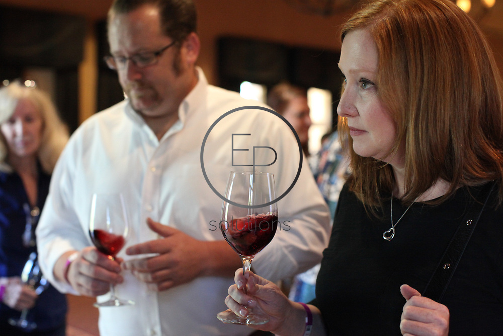 Russian River Valley Winegrowers Group event at The Vintners Inn in Santa Rosa,, CA.