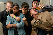 Low Cut Connie band promo photography by Akron portrait photographer Mara Robinson, Cleveland music photographer