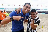 COPA AMERICA FUTBOL PLAYA SANTOS 2016
