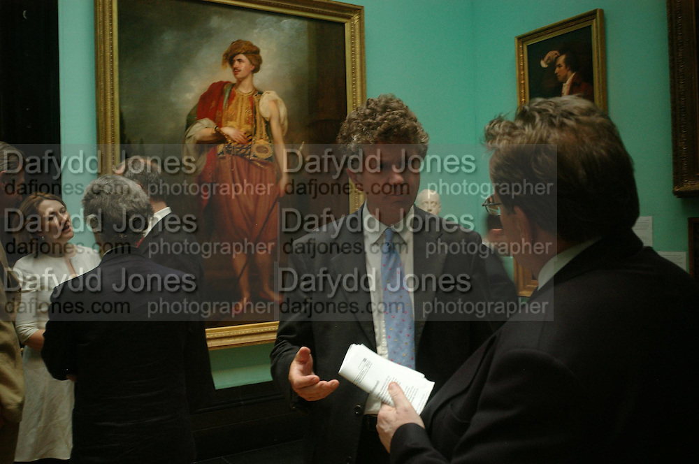 Tony's Blair's chief of staff Jonathan Powell.  Celebration of Lord Weidenfeld's 60 Years in Publishing hosted by Orion. the Weldon Galleries. National Portrait Gallery. London. 29 June 2005. ONE TIME USE ONLY - DO NOT ARCHIVE  © Copyright Photograph by Dafydd Jones 66 Stockwell Park Rd. London SW9 0DA Tel 020 7733 0108 www.dafjones.com