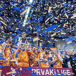 20160605: SLO, Basketball - Nova KBM Slovenian Champions League Final, KK Helios Suns vs KK Zlatorog