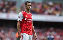 Henrikh Mkhitaryan of Arsenal - Mandatory by-line: Arron Gent/JMP - 28/07/2019 - FOOTBALL - Emirates Stadium - London, England - Arsenal v Olympique Lyonnais - Emirates Cup