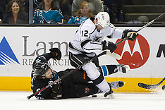 20111223 - Los Angeles Kings at San Jose Sharks (NHL Hockey)