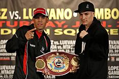 January 21, 2010: Steven Luevano vs Juan Manuel Lopez Presser
