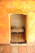 Cozy Los Almendros de San Lorenzo, Hotel in Suchitoto, El Salvador. 'Los Almendros de San Lorenzo' refers to the 'Valley of the Almond Trees'. The Hotel is located in an old colonial house in the heart of the historic city. The first houses of Suchitoto were built more than 500 years ago.