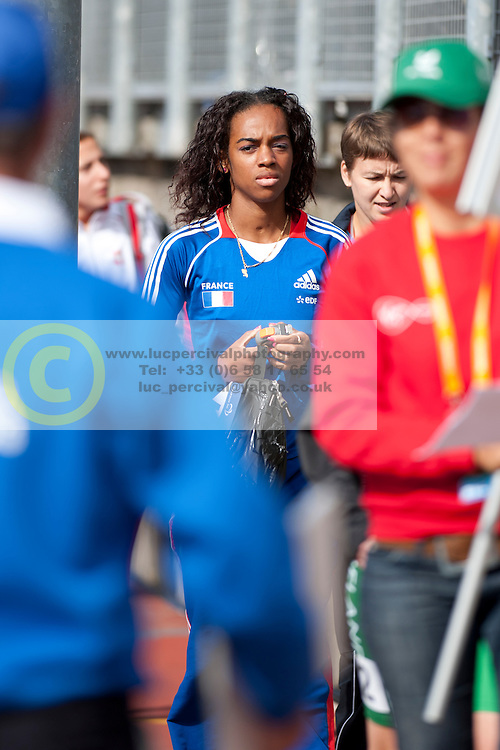 FRANCOIS-ELIE Mandy, 2014 IPC European Athletics Championships, Swansea, Wales, United Kingdom