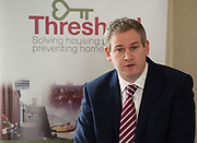 Repro Free:  Threshold: The Galway Tenancy Protection Service annual report was launched by Minister for Community Development, Natural Resources and Digitial Development  Sean Kyne in Galway.  Photo:Andrew Downes, xposure .