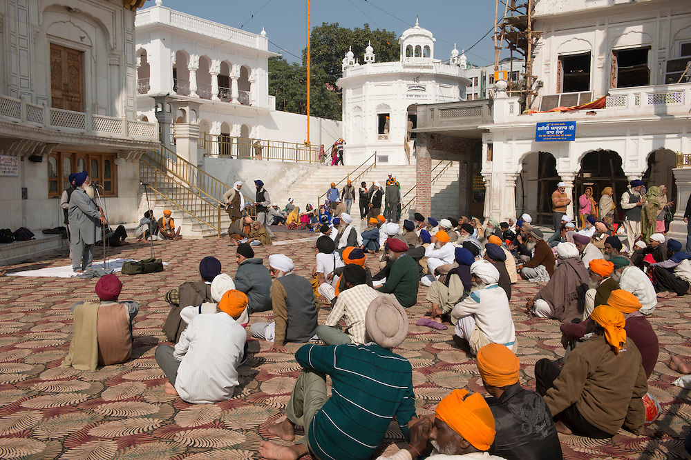 Asia, India, Punjab, Amritsar, The golden temple