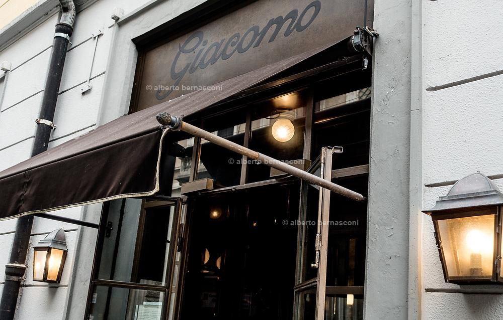 Milan, GIACOMO, Bistrot