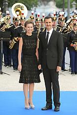 Syrian First Lady Asma Al-Assad Treated For Breast Cancer - 9 Aug 2018