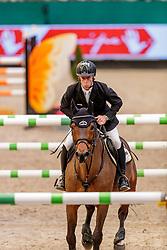 EHNING Marcus (GER9, Comme il faut<br /> Leipzig - Partner Pferd 2020<br /> IDEE Kaffee-Preis<br /> Springprfg. nach Fehlern und Zeit, int.<br /> 17. Januar 2020<br /> © www.sportfotos-lafrentz.de/Stefan Lafrentz