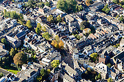 Nederland, Utrecht, Gemeente Utrecht, 30-09-2015; Centrum Utrecht met Kromme Nieuwegracht.<br /> Downtown Utrecht, city centre with canals.<br /> luchtfoto (toeslag op standard tarieven);<br /> aerial photo (additional fee required);<br /> copyright foto/photo Siebe Swart