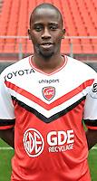 Sigamary DIARRA - 19.10.2014 - Portrait Officiel Valenciennes - Ligue 2<br /> Photo : Icon Sport