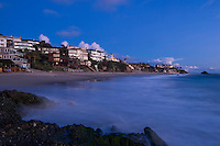 Laguna Beach Coastline at Dusk, Orange County, California