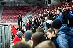 Allps League Ice Hockey match between HDD SIJ Jesenice and HK SZ Olimpija on December 20, 2019 in Ice Arena Podmezakla, Jesenice, Slovenia. Photo by Peter Podobnik / Sportida