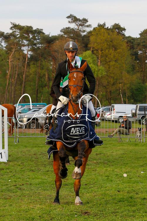 Verheyen Wim, BEL, Kara<br /> Nationale LRV-Eventingkampioenschap Minderhout 2017<br /> &copy; Hippo Foto - Kris Van Steen<br /> 30/04/17