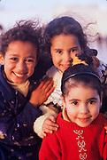 Moroccan children, Essaouira, Morocco.