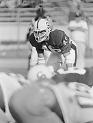COLLEGE FOOTBALL: Stanford v UCLA, October 6, 1979 at Stanford Stadium in Palo Alto, California.  Joe St. Geme III #46.  Photograph by David Madison (www.davidmadison.com).