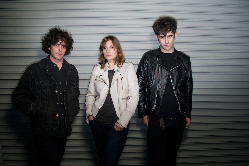 Black Rebel Motorcicle Club in Los Angeles 2010