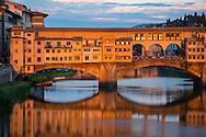 Europe, Italy, Tuscany, Toscana, Firence, Florence,Ponte Vecchio